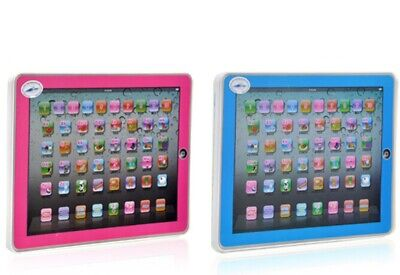 £4.49 • Buy Baby Toddler Kids Learning Tablet Educational Toys 3-6 Years Educational IPad