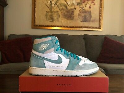 $180 • Buy Air Jordan 1 Retro High Og Turbo Green