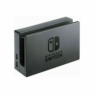 $67.99 • Buy Nintendo HAC-007 Switch Dock Station ONLY For Nintendo Switch - Black