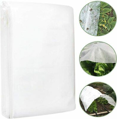 £9.99 • Buy 2m X 10m Heavy Duty Frost Fleece Plant Protection Garden Cover Horticultural UK