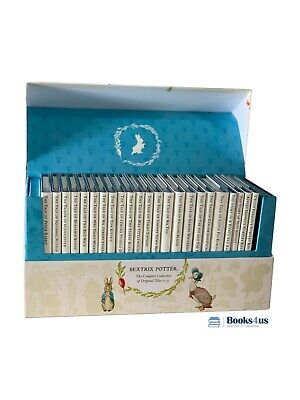 £39.58 • Buy The World Of Peter Rabbit Collection By Beatrix Potter 23 Book Collection