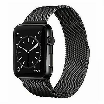 $ CDN8.99 • Buy Magnetic Milanese Band Bracelet Strap For Iwatch Apple Watch Series 1 2 3 4 5