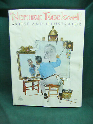 $ CDN15.65 • Buy EXTRA LARGE Norman Rockwell - Collection Of Works - HUGE Book - Thomas Buechner