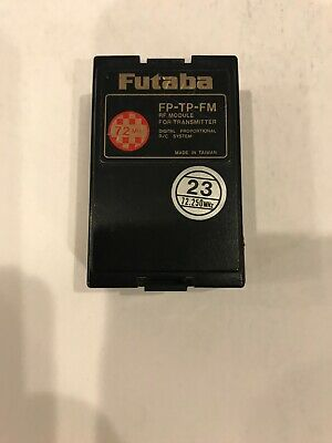 $10 • Buy FUTABA  FP-TP-FM RF 72 MHz MODULE FOR TRANSMITTER.