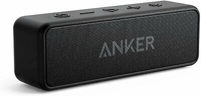 AU36.52 • Buy Anker Soundcore 2 Portable Bluetooth Speaker With Superior Stereo Sound Black