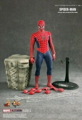 $400 • Buy Hot Toys Spider-Man 3: Spider-Man 1/6th Limited Edition