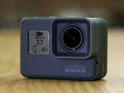 AU329 • Buy GoPro Hero6 4K 12 MP Touchscreen Action Video Camera - Black With Accessories