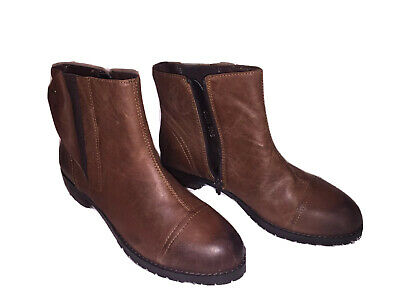 $22.99 • Buy Everybody By Bz. Moda Imare Women's Piombo Brown Ankle Boots Booties Size 6