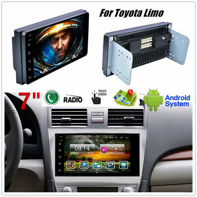 $113.99 • Buy Car Radio Stereo 2Din GPS Navigation 7  Touch Screen Bluetooth Head Unit In Dash
