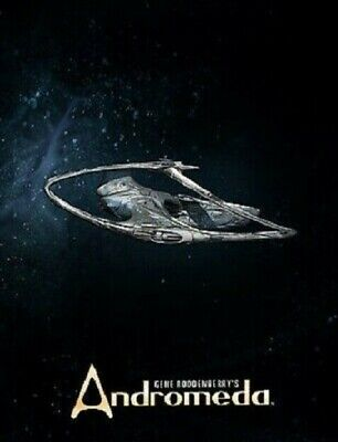 Andromeda Complete Series Collection (DVD, Seasons 1-5) NEW Gene Roddenberry • 28.21£