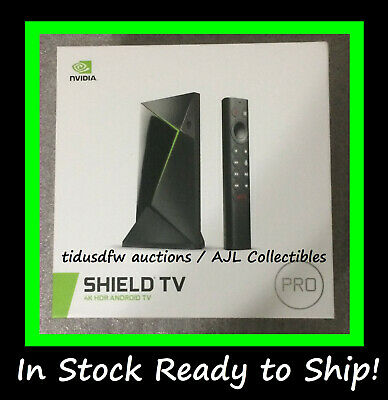 $ CDN352.73 • Buy NVIDIA Shield TV Pro | 4K HDR Streaming Media Player, High Performance, Dolby