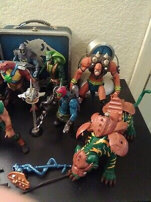 $290 • Buy Large Lot Of Masters Of The Universe 200x Figures