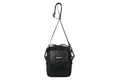 $ CDN140 • Buy Supreme FW17 Shoulder Bag - Black