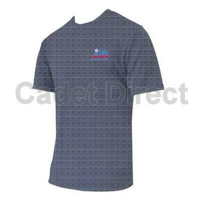 Air Cadets Next Generation T-Shirt, Navy Blue • 9.95£