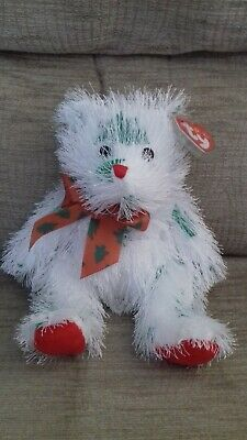 Lil Santa Claws Ty Punkies, Lovely Condition • 5£