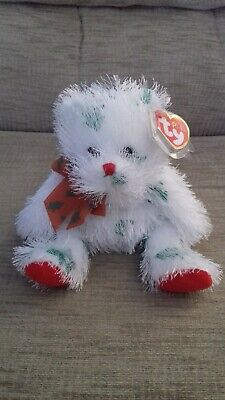 Lil Santa Claws, Ty Punkies, Lovely Condition • 5£