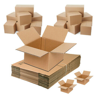 Cardboard Packing Boxes Packaging Moving Storage Removal 1 2 3 4 5 10 20 30 Box • 12.99£