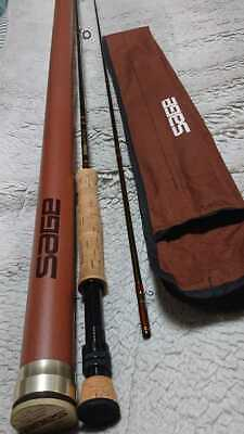 $540 • Buy SAGE GRAPHITE Ⅲe SLT 890 9'0  #8 2Piece Fly Rod Fishing With Case F/S
