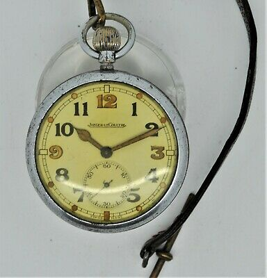 Vintage Jaeger-LeCoultre World War II British Military Pocket Watch  • 550£