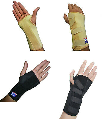 £3.99 • Buy Carpal Tunnel Splint Wrist Brace Hand Support Fractures Right Left S M L NHS YC
