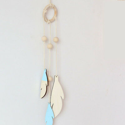Hanging Accessories Wall Decoration Dreamcatcher Bead Weave Hollow Bedroom Lin • 3.38£