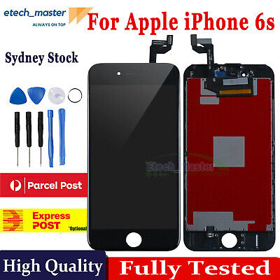 AU25.95 • Buy For Apple IPhone 6s Full Assembly LCD Screen Touch Digitizer Replacement Black
