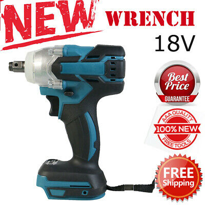 For Makita DTW285Z 18v Cordless Impact Wrench 1/2'' Dr. With LED New • 51.50£