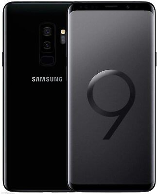 $ CDN558.69 • Buy Brand New Samsung Galaxy S9 Plus Sm-g9650 - 64gb-6gb Ram Gsm Unlocked Black
