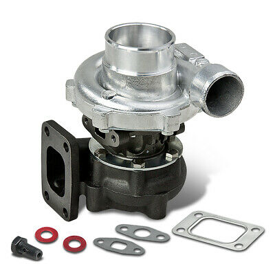 $ CDN190.03 • Buy T3/t4 T3t4 T04e .48 A/r 50 Trim Turbine 5 Bolt Flange Turbocharger Turbo Charger