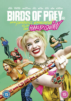 £4.99 • Buy Birds Of Prey (and The Fantabulous Emancipation Of One Harley Quinn) (DVD)