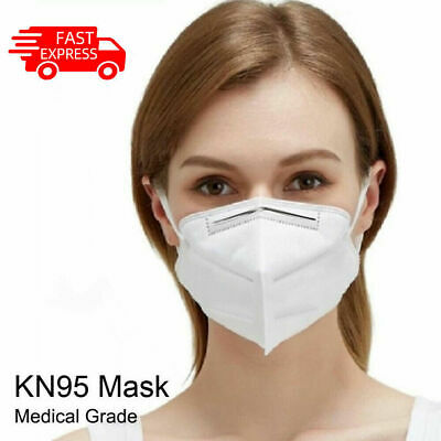 AU23.95 • Buy 5/10 Pcs KN95 Reusable Mask Face Masks Medical Protective  With TGA Certificate