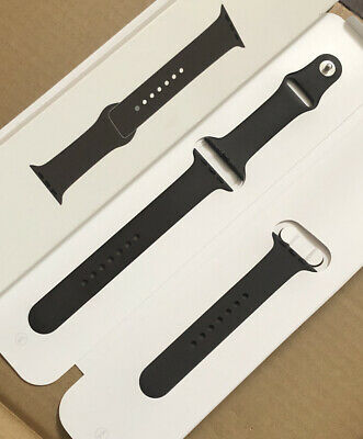 Genuine Official Apple Watch Cocoa Sports Band Strap 42mm M/L & S/M  • 34.95£