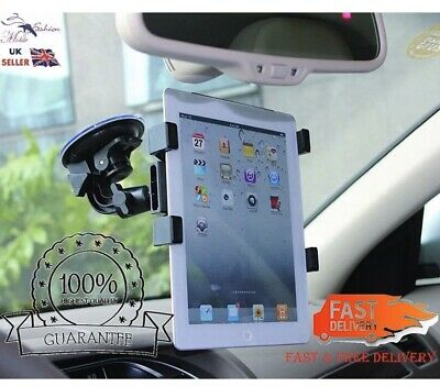 Screen Suction Mount Holder For IPad 5.8 To10.8 Tablets Huawei Samsung Kindle • 6.99£
