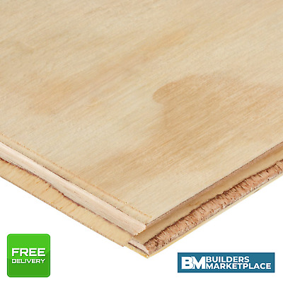 £38.50 • Buy Plywood Flooring Ply Boards Sheets T&G Tongue And Groove Chipboard 8x2 18mm 22mm