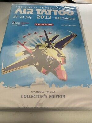 £12.50 • Buy Royal International Air Tattoo 2013 Official DVD (Collector's Edition)