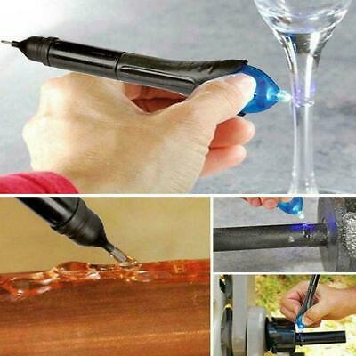 $ CDN2.35 • Buy Super Speed 5 Second Fix UV Light Repair Tool Pen Glue Liquid Tool Refill P2Y2