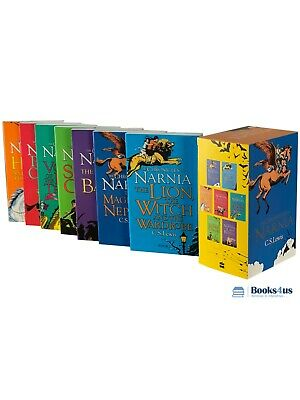 £12.95 • Buy The Chronicles Of Narnia 7 Books Box Set Collection By C.S. Lewis