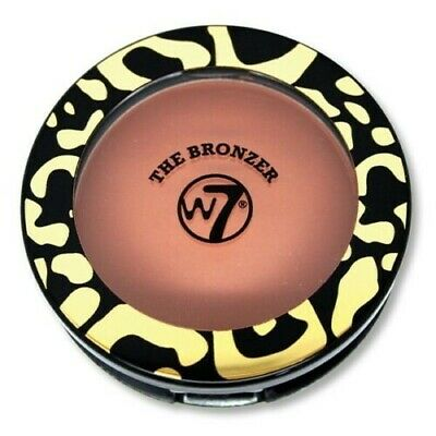 W7 Makeup Make Up The Bronzer Matte Compact Bronzing Powder Face Cosmetics • 2.99£