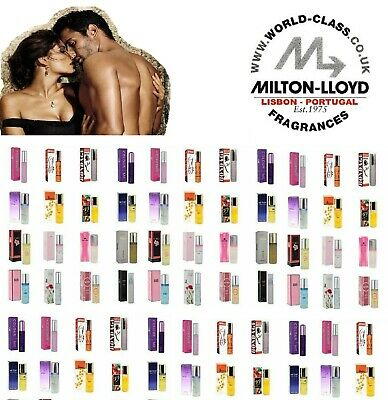 Milton Lloyd Perfume  Mens Womens Aftershave Eau De Toilette Fragrance  Spray • 5.50£