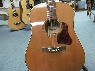 $475 • Buy Seagull Coastline Momentum A/E HG Acoustic Electric Guitar