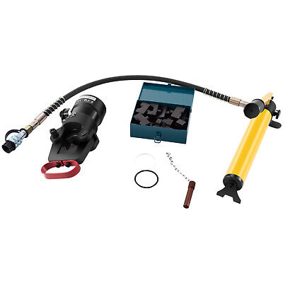 £89.99 • Buy Hydraulic Cable Crimper Cutter 16-500mm² Wire Crimping Tool Plier 18T Hand Tool