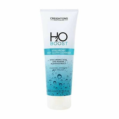 £2.65 • Buy Creightons H2O Boost Hyaluronic Hot Cloth Cleanser 200ml