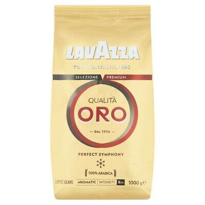 View Details Lavazza Medium Roast Smooth And Aromatic Coffee Beans 1kg • 20.00AU