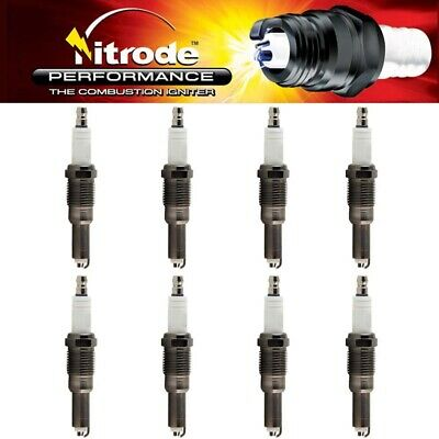 $23.99 • Buy Nitrode Performance Car Spark Plugs For Ford 2005-2008 Mustang NP29 - Set Of 8
