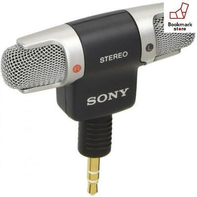 New SONY Condenser Microphone Stereo / Music Sound Pickup ECM-DS70P From Japan • 45.82£