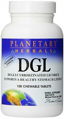 Planetary Herbals DGL 100 Tablet • 8.16£