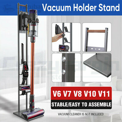 AU39.99 • Buy Freestanding Cordless Vacuum Cleaner Stand Floor Rack For Dyson V6 V7 V8 V10 V11