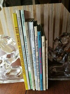 $22.08 • Buy 10 Children's Picture Books Weekly Reader Book Club Vintage Lot Classics