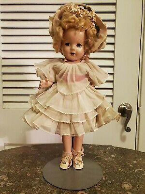 $9.99 • Buy 1930's Vintage Composition Doll 17 Inches Tall