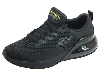 Skechers 232056/BBK Skech-Air Stratus Maglev Black Sports Shoes Man With Memo • 89.54£